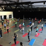 Fitness na Pergoli 2018 - isolations and coordination workshop