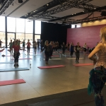 Fitness na Pergoli 2018 - belly dance workshop