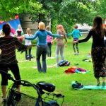 VI Yoga in the Park