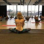 Fitness na Pergoli 2018 stretching