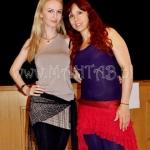 Mahtab and Jillina (USA)