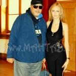 Yousry Sharif (Egypt) and Mahtab