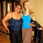 Aida Nour (Egypt) and Mahtab