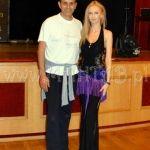Aladin El Kholy (Egypt) and Mahtab
