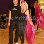 Ahmed Fekry (Egypt) and Mahtab