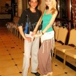Ahmed Refaat (Egypt) and Mahtab