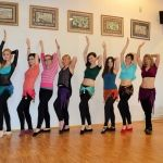 Belly dance workshops