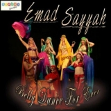Mahtab with her group Layali on the cover of 'Belly Dance For Ever' Emad Sayyah