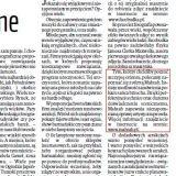 Newspaper Echo Miasta