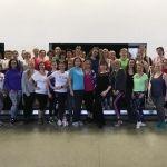 After workshop Fitness na Pergoli 2018