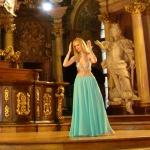 Pokaz w Auli Leopoldina - oprawa artystyczna eventów kulturalnych