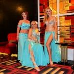 Moje uczennice biorą ze mną udział w pokazach, na zdjęciu Teatr Muzyczny Capitol we Wrocławiu