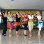 Regulane kursy tańca brzucha we Wrocławiu, od września do czerwca