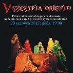 V Szczypta Orientu - belly dance show