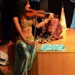 VII Szczypta Orientu, muzyka na żywo
