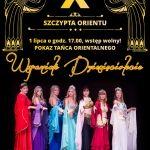 plakat X Szczypta Orientu - Wspaniałe Dziesięciolecie