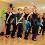 warsztat FITNESS BELLY DANCE