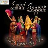 Mahtab i jej grupa zaawansowana na okładce płyty 'Belly Dance For Ever' Emad Sayyah 2014