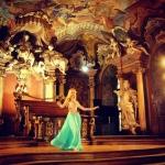 Pokaz tańca orientalnego w wykonaniu Mahtab, Aula Leopoldina, Uniwersytet Wroclawski