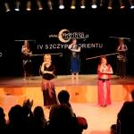 IV Szczypta Orientu, raqs al assaya, taniec z laską